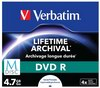 Verbatim DVD R M-Disc 4.7 GB 4x