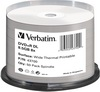 Verbatim DVD+R DL Double Layer 8.5 GB 8x Thermal Printable
