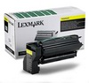Lexmark C752, C762 Yellow High Yield Return Program Print Cartridge