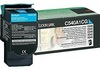 Lexmark C54x, X54x Cyan Return Program Toner Cartridge