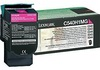 Lexmark C54x, X54x Magenta High Yield Return Program Toner Cartridge