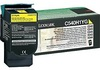 Lexmark C54x, X54x Yellow High Yield Return Program Toner Cartridge