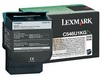 Lexmark C546, X546 Black Extra High Yield Return Program Toner Cartridge