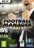 Sega Football Manager 2013