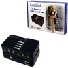 LogiLink USB Sound Box 7.1 8-Channel