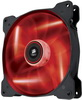 Corsair AF140 LED Red Quiet Edition High Airflow