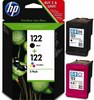 HP 122 2-pack