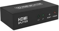 Qoltec Active splitter HDMI