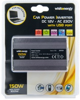 Whitenergy Inverter 12V DC - 230V AC