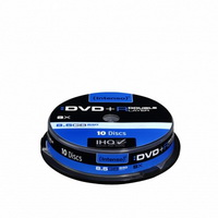 Intenso DVD+R DL Double Layer 8.5 GB 8x Inkjet Printable